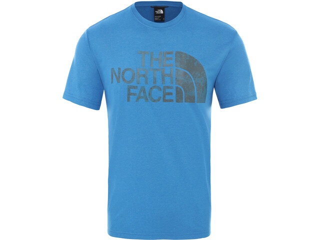 The North Face Reaxion Easy Camiseta Hombre, clear lake blue heather
